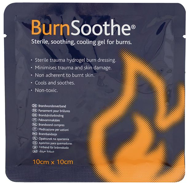 BurnSoothe Dressings