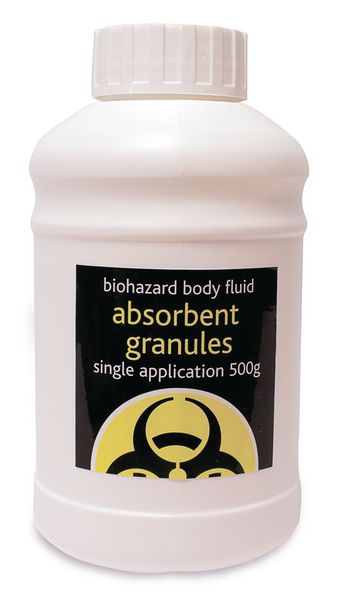 Super Absorbent Granules