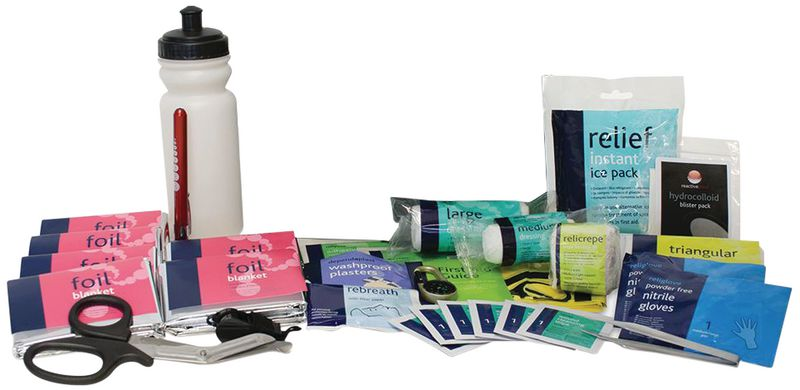 Sports & Outdoor First Aid Kit Refill