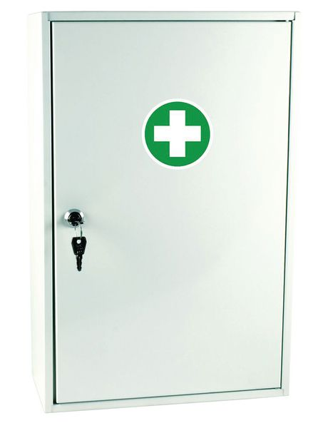 Metal First Aid Cabinets