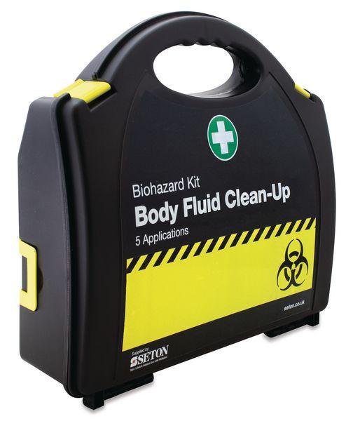 Body Fluid Spill Kit