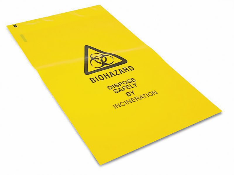 Clinical Waste Bags