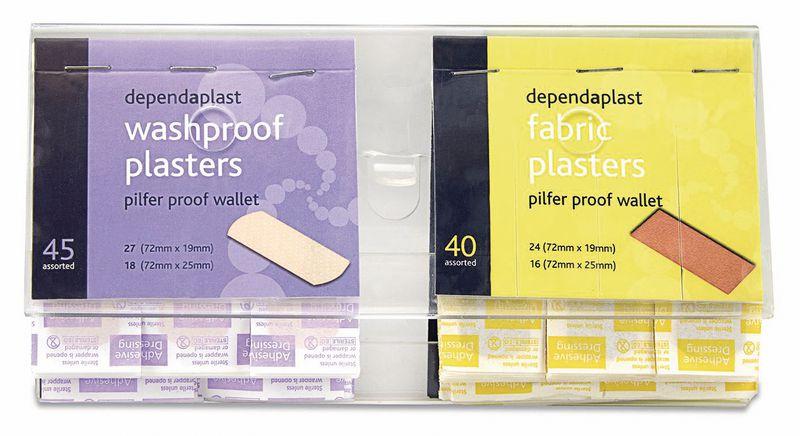 Dependaplast Plaster Dispensers