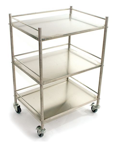 Surgical Instrument Trolley