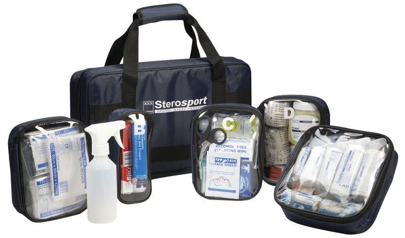 SteroSport Complete Medical Case