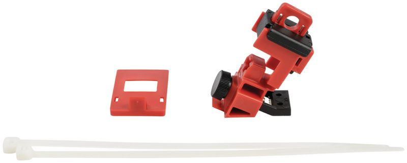 TagLock™ Clamp-On Circuit Breaker Lockouts