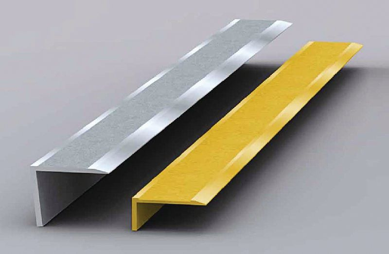 EdgeGrip Aluminium Stair Nosing
