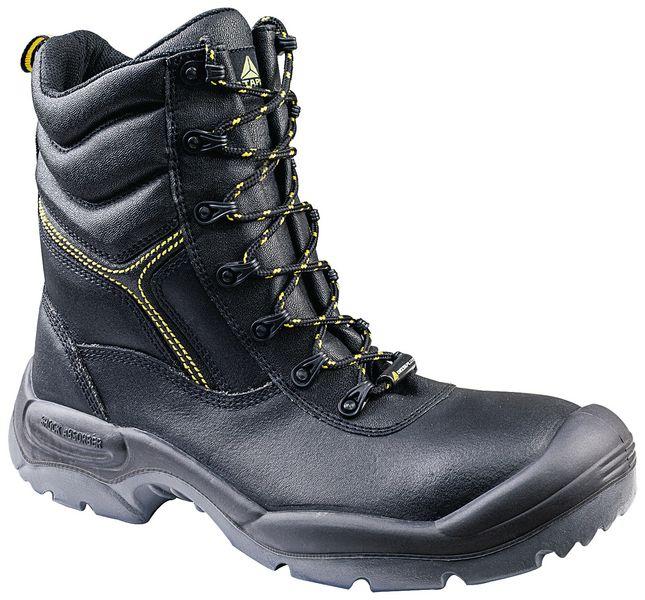 Delta Plus Buffalo Leather Boots