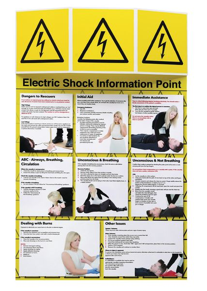 Electric Shock Information Point