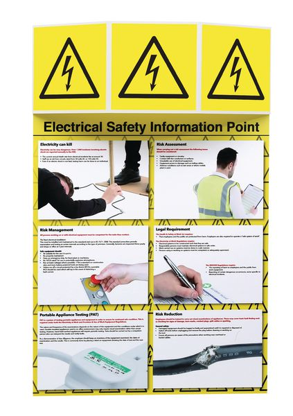 Electrical Safety Information Point