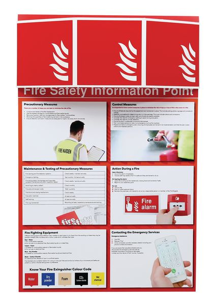 Fire Safety Information Point