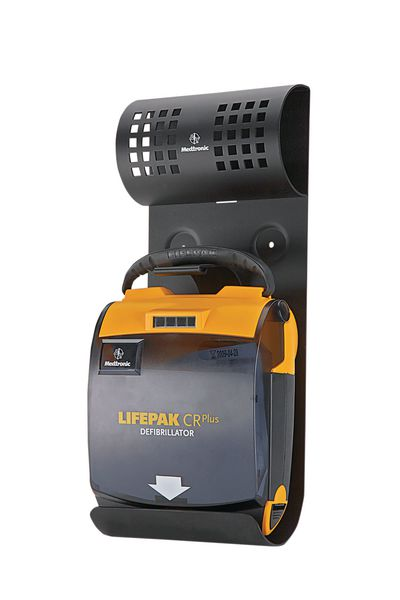 Wall Bracket for Lifepak AED Defibrillator