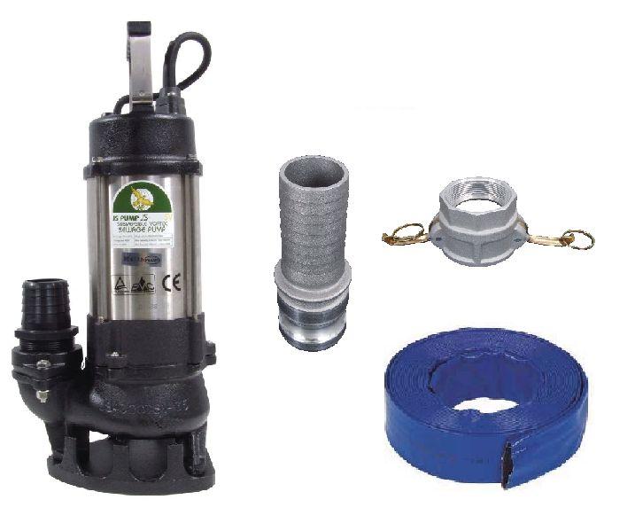 JS-400 Submersible Sewage Pump