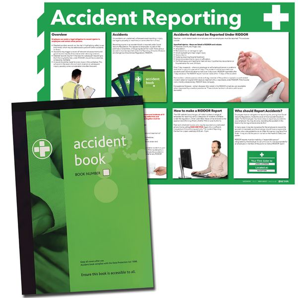 Accident Reporting Awareness Kits