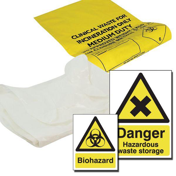 Hazardous Waste Economy Kit
