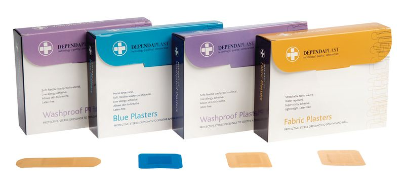 Assorted Plaster Value Pack