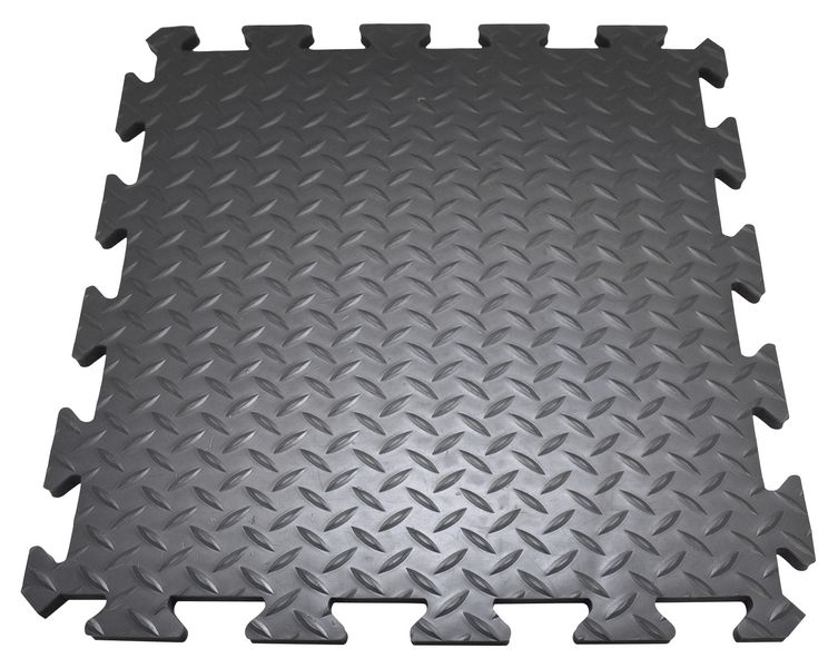 Deck Plate Connect Anti-Fatigue Matting