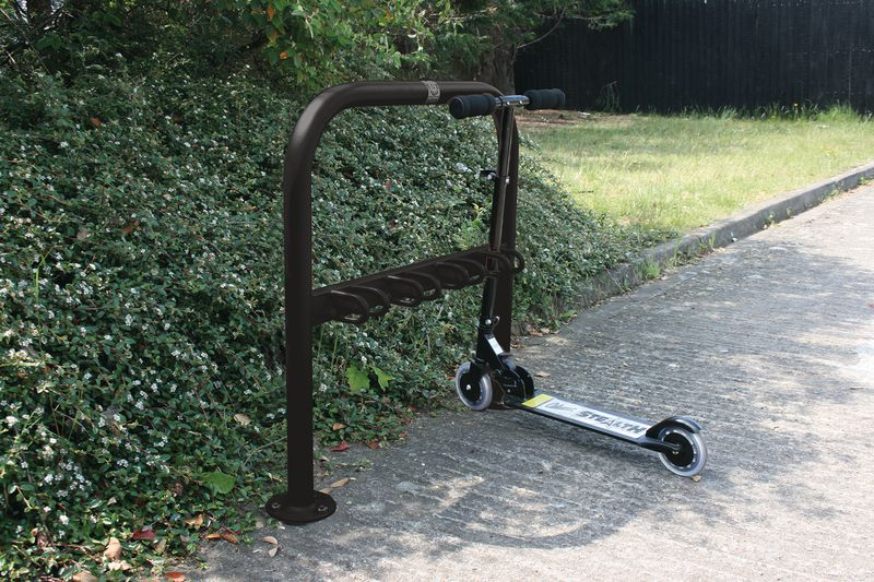 Kids Scooter Stand