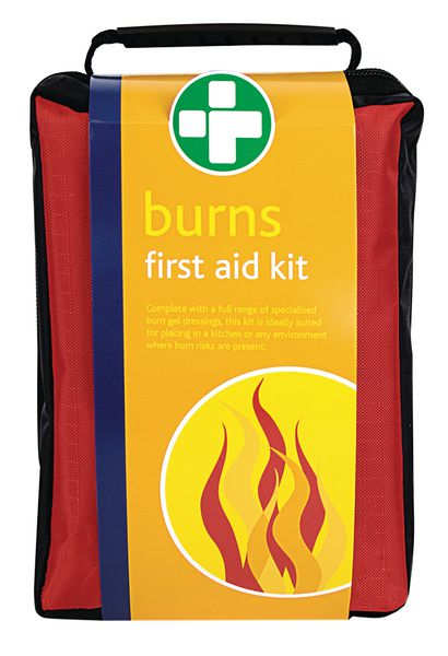 Burns First Aid Kit in Carry Bag