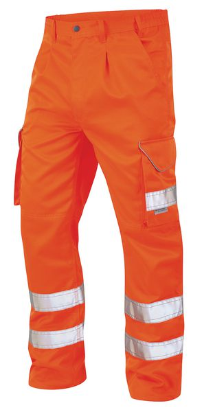 Premium High Visibility Work Trouser