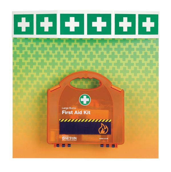 Modular Burns First Aid Mini Stations
