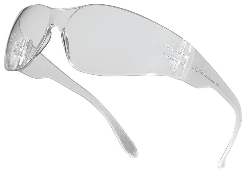 Delta Plus Monobloc Safety Glasses