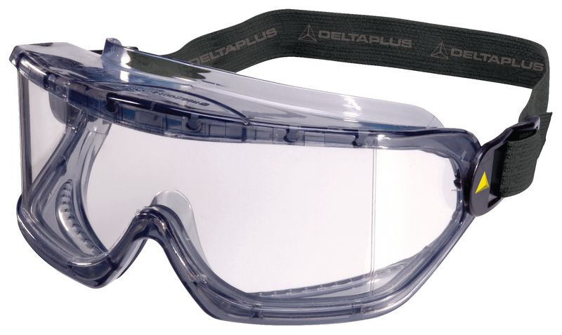 Delta Plus Clear Safety Goggles