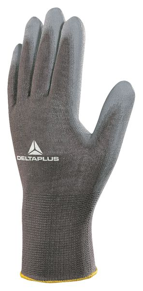 Knitted PU Gloves