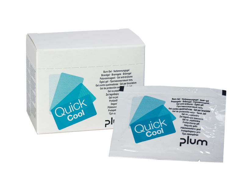 QuickCool Burn Gel