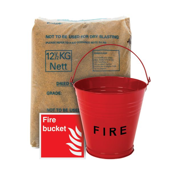 Fire Bucket Kit