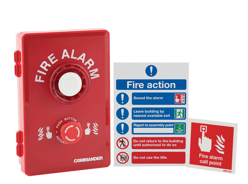 Savex Fire Alarm Kits