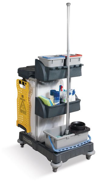Numatic XC Compact Cleaning Trolleys
