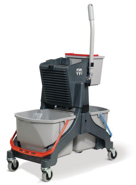 Twin Bucket Mop System
