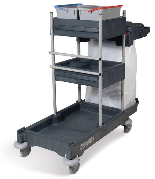 Numatic ServoClean Professional 1700 Cleaning Trolleys