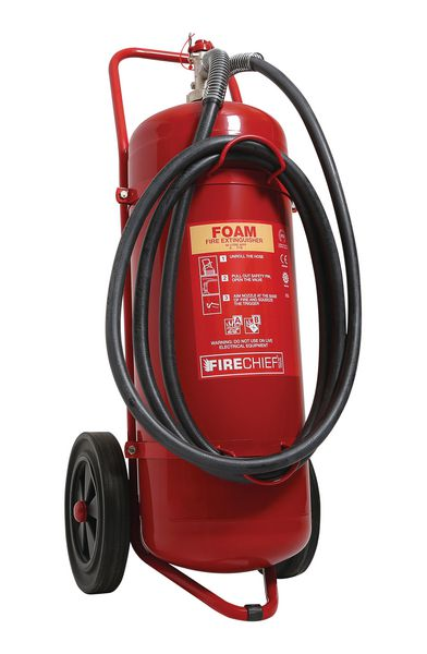Mobile Foam Fire Extinguishers