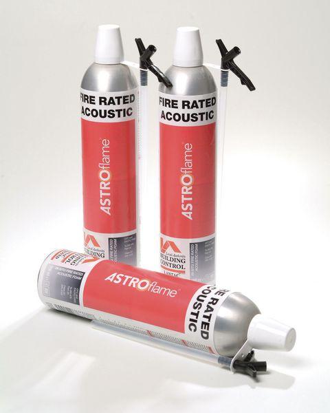 Fire Resistant Expanding Foam
