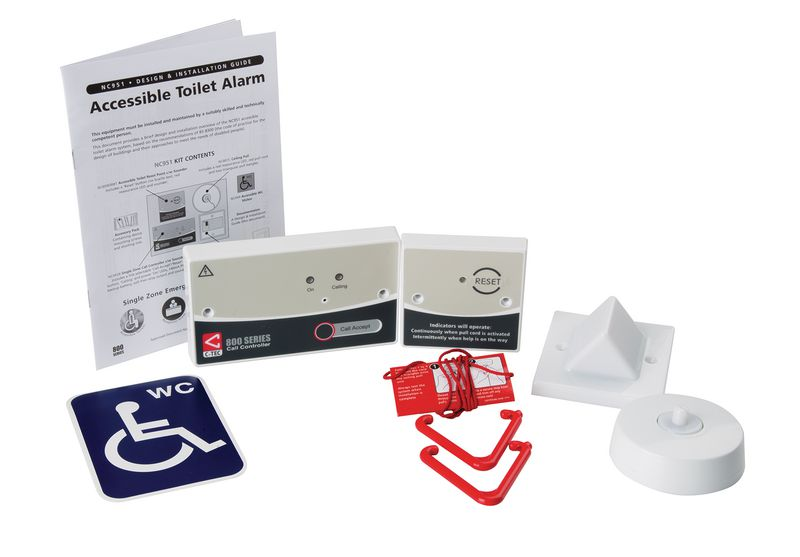 Disabled Toilet Alarm Kit