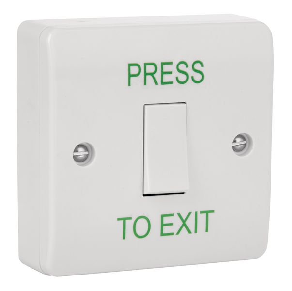 Push To Exit Switch