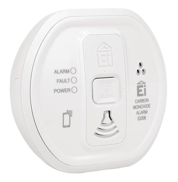 Radio Linked Carbon Monoxide Alarm