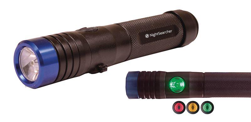 Nightsearcher Navigator 620r Torch Seton Uk