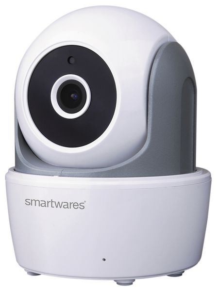 Pan & Tilt Security Camera