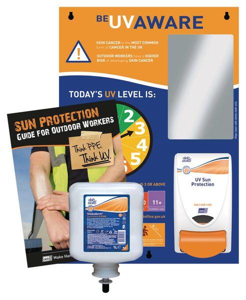 Deb Stokoderm® Sun Protect Skin Safety Starter Pack