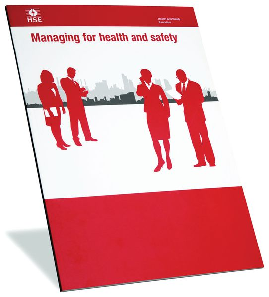 Managing For Health And Safety Guide