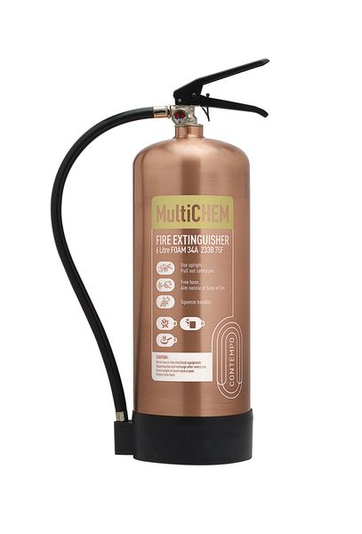 Metallic Wet Chemical Fire Extinguishers