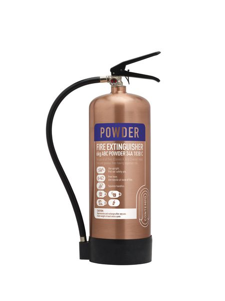 Metallic ABC Powder Fire Extinguishers