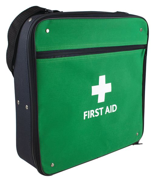 Empty First Aid Kit Bag