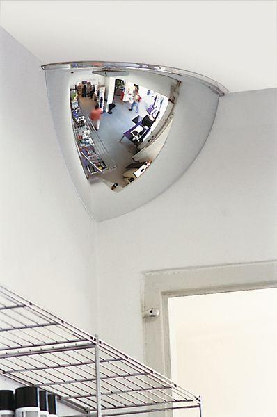 Moravia 90° Panoramic Security Mirrors