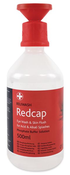 Redcap™ Eye Wash & Skin Flush