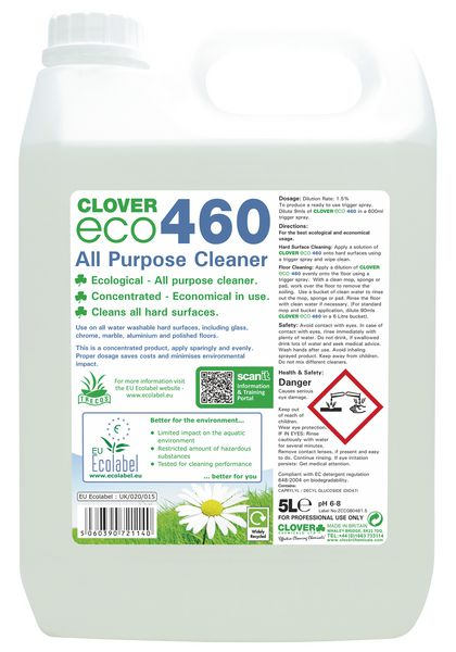 Clover 460 ECO All Purpose Cleaner