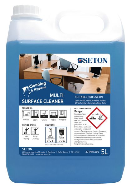 Seton Multi Surface Cleaner